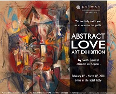 Abstract Love Art Exhibition